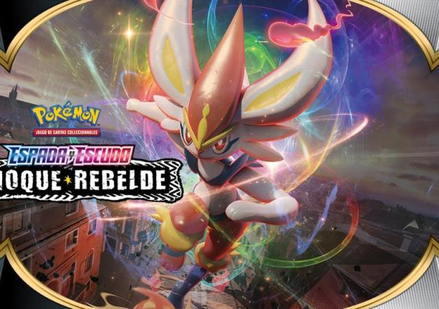 Pokémon TCG: Sword & Shield—Rebel Clash