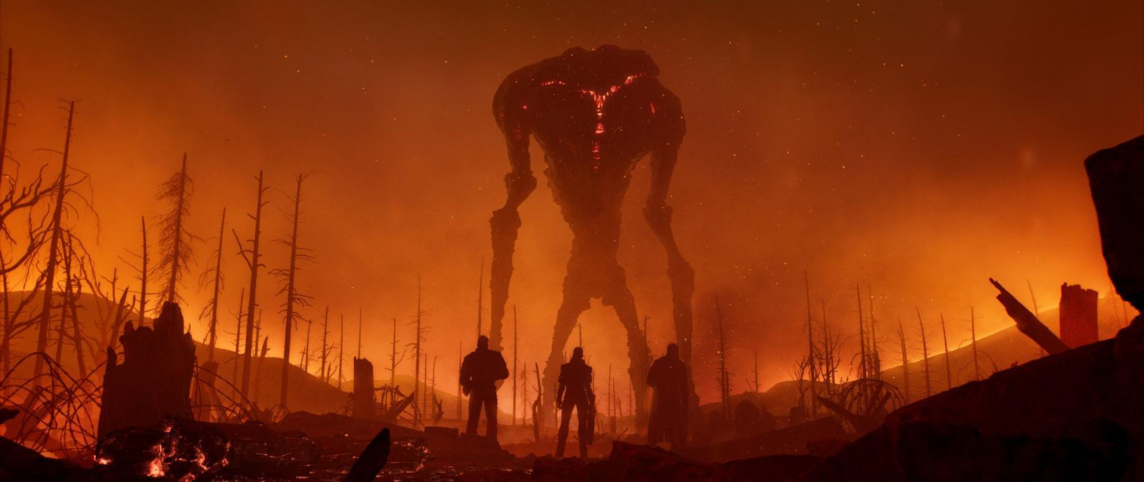 New Outriders Gameplay Trailer Showcases First Look at Upcoming RPG Shooter