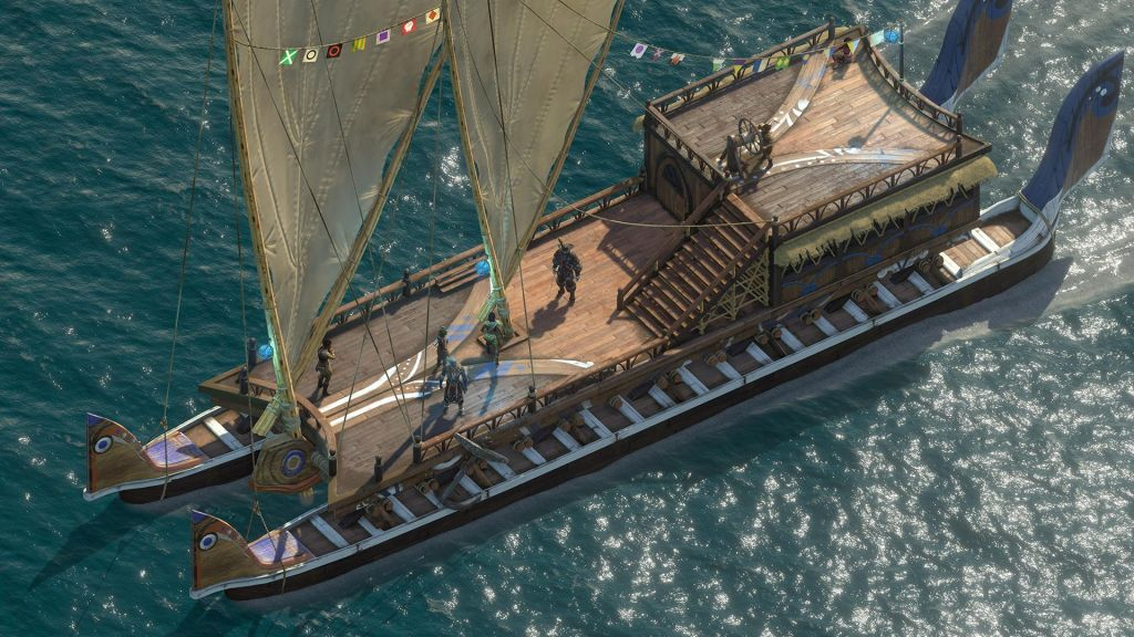Barco Pillars of Eternity II-Deadfire