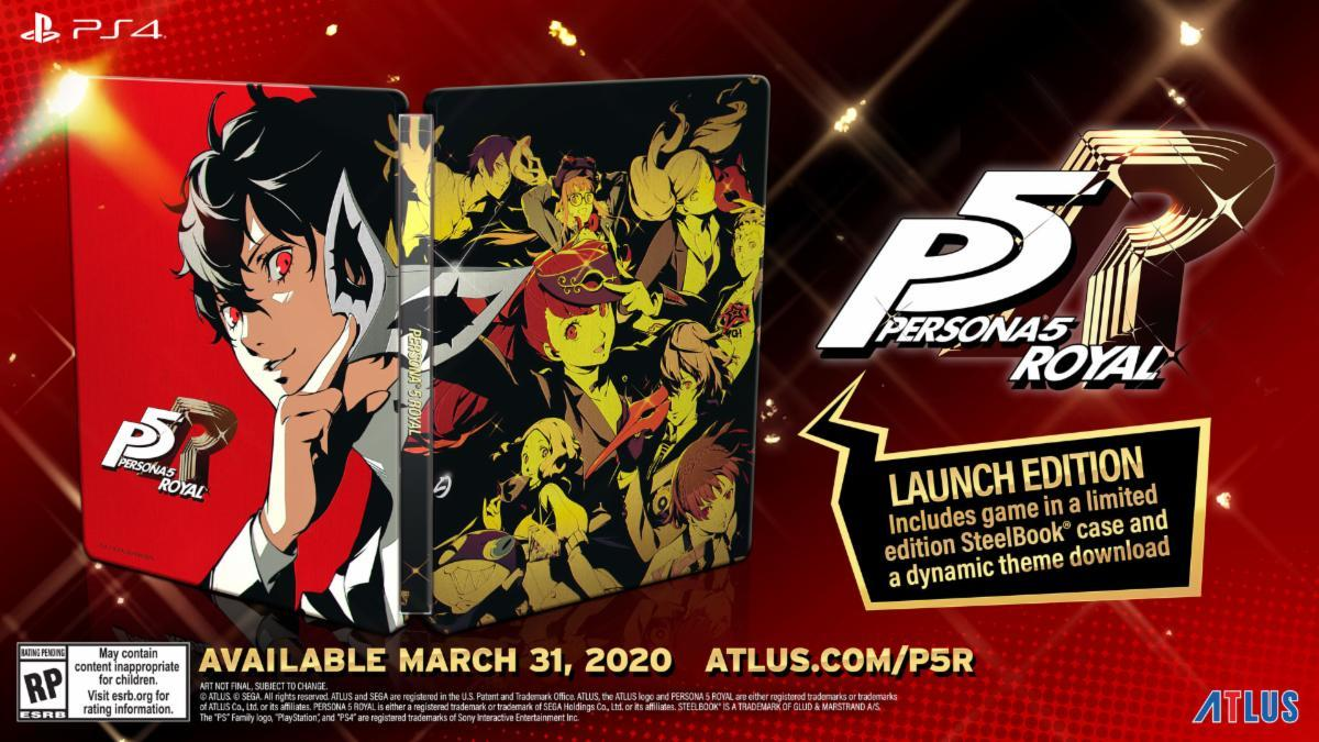 All-new Battles Await in Persona 5 Royal