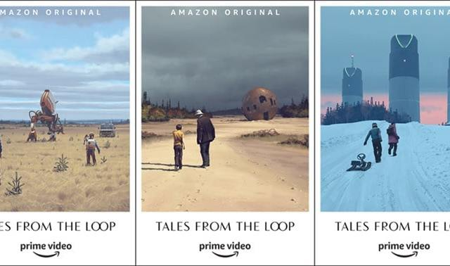 Amazon Studios TALES FROM THE LOOP