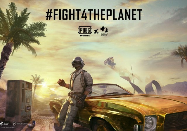 #FIGHT4THEPLANET CAMPAIGN