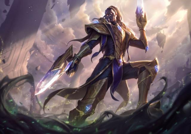 Lucian Victorioso League of Legends