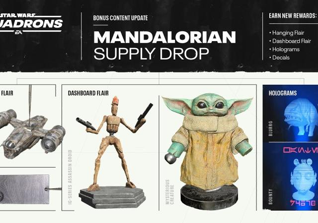 Star Wars Squadrons The Mandalorian