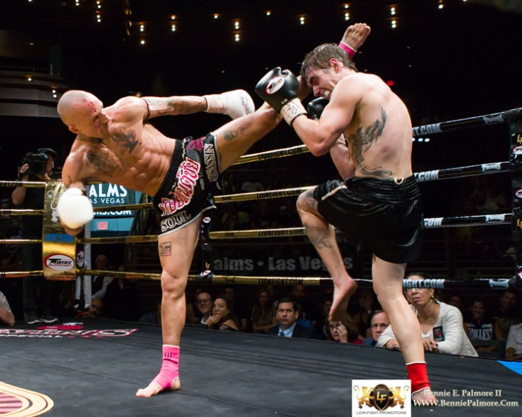 Lion Fight Promotions The  Palms Hotel, Mauy Thai