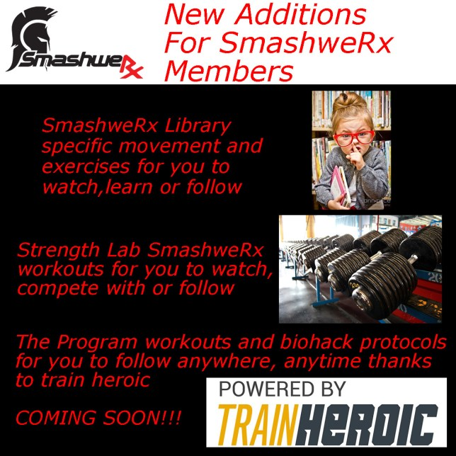 Smashwerx New Additions