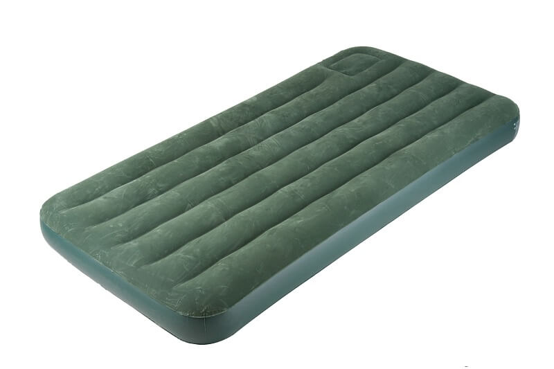 air mattress surface