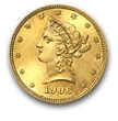 1905 $10  gold eagle required to be turned in to the government pursuant to executive order 6102