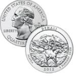 Denali america the beautiful silver coins 2012