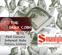 Fed interest rate policy circus daily coin you tube