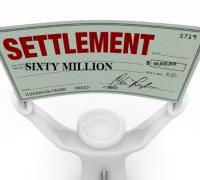 Deutsche Bank sixty million gold settlement