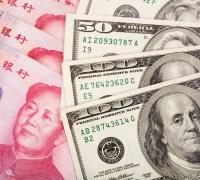 Yuan and Dollars