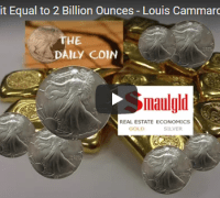 silver deficit the daily coin you tube image