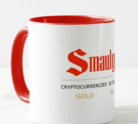 Smaulgld royal mug