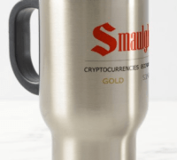 smaulgld travel mug