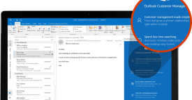Outlook Customer Manager: a 'Manager' for the Manager