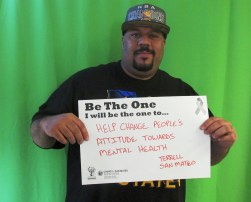 Help change people's attitude towards mental health - Terrell, San Mateo