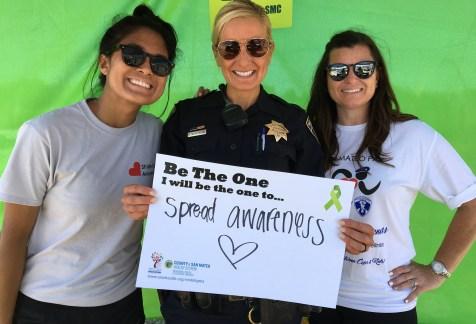 Spread awareness