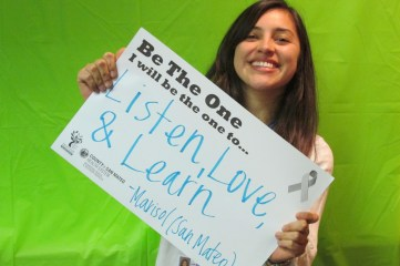 Listen, Love and Learn - Marisol, San Mateo