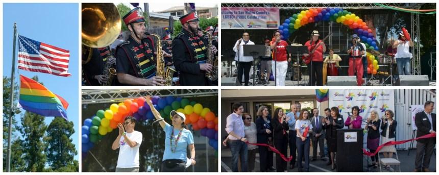 Pride post collage