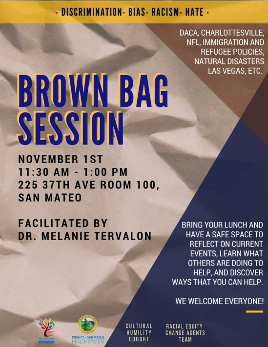 Brown Bag Session