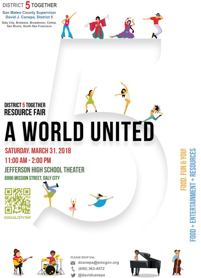 A World United - English