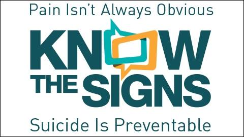 Know the Signs - Facebook Image
