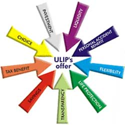 ULIPs are a mix of investment and insurance