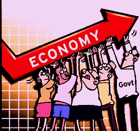 positive undertones of economy