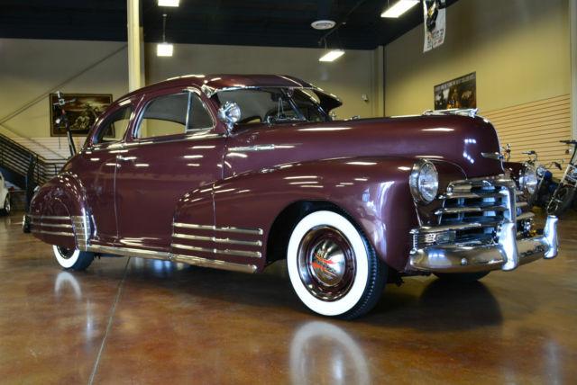 Fleetmaster Chevrolet 1948 Interior