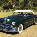 1950 Pontiac Catalina Super Deluxe 2 Door Hardtop 1949 1951 1952 1953 1954 Gm Classic Pontiac Catalina 1950 For Sale