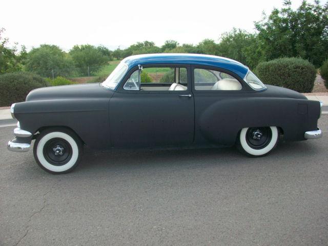 Door 210 Custom Chevy 1953 4