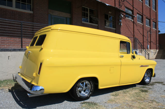 1955 Chevy Battery Location