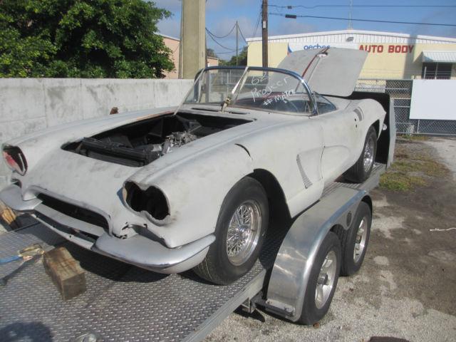 1998 Body Chevy Corvette Parts