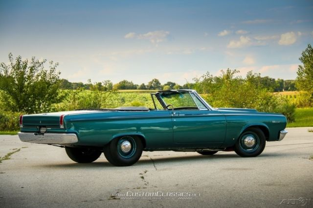 1965 Dodge Coronet 426 Headers