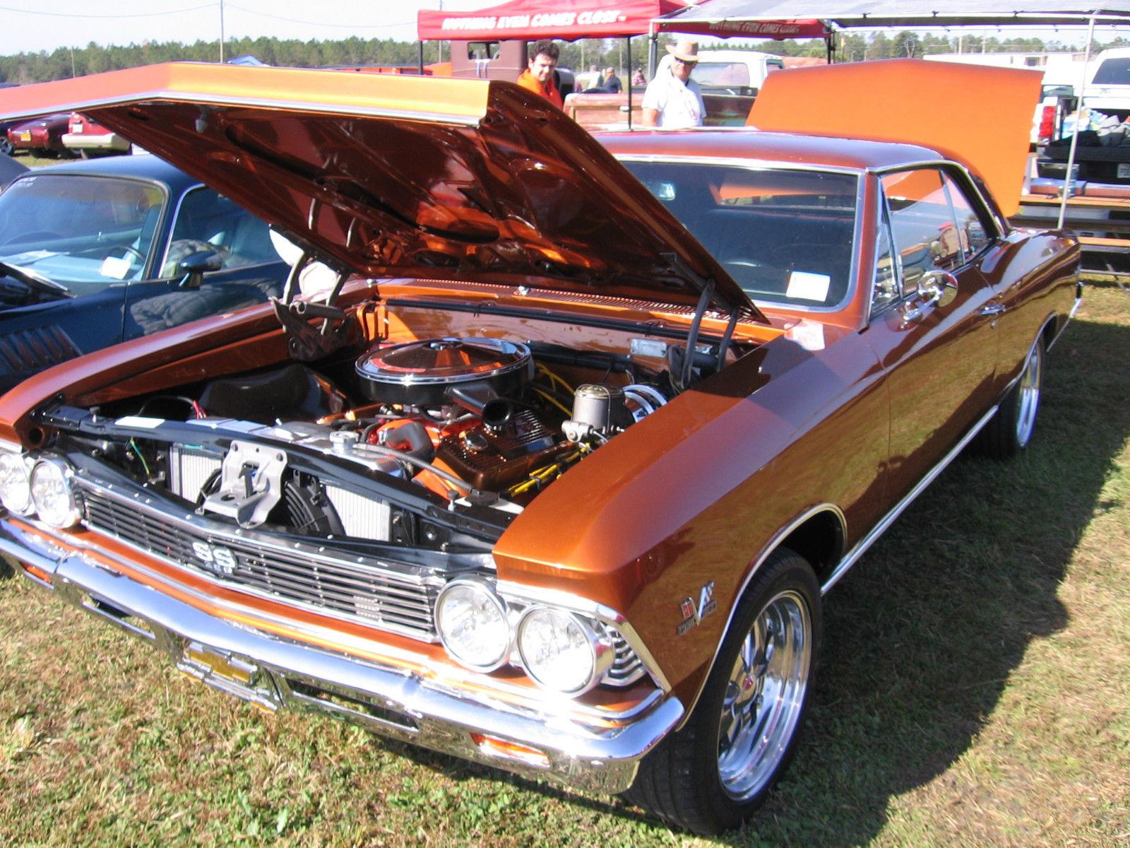 Chevelle Copper Colored