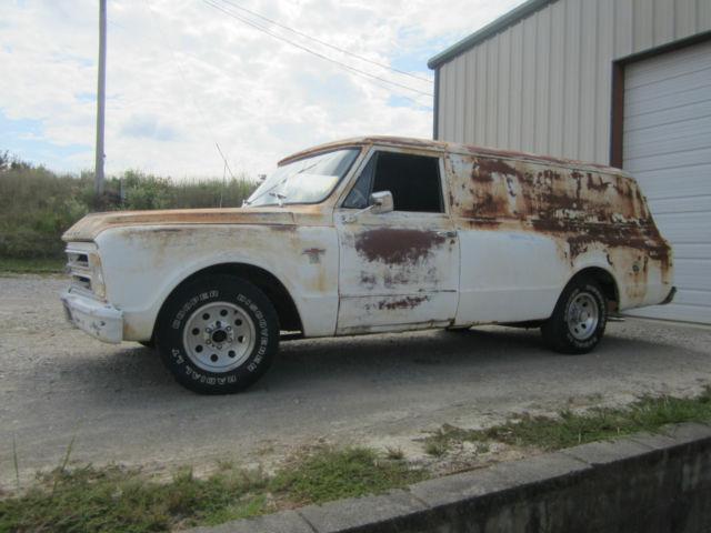 1970 Chevrolet Panel Wagon