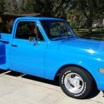 1972 Chevy C10 Step Side Short Bed Fast Hot Rod Shop Truck Rat No Patina Sweet Classic Chevrolet C 10 1972 For Sale