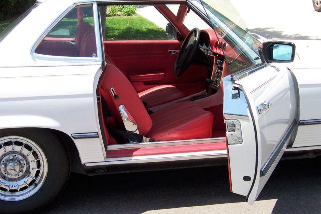 1977 Mercedes Benz 450 SL R107 52K Original Miles 2
