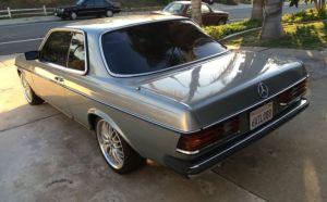 1983 mercedes 300CD turbo diesel *****Stunning Show Car