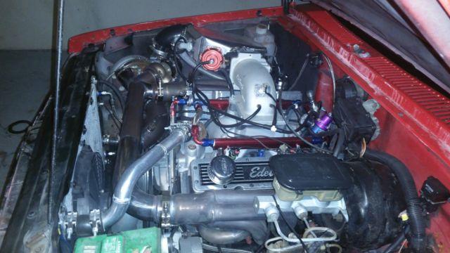 S10 Truck Suspension Drag Front
