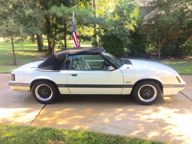 1985 Mustang Gt Sc Wheels