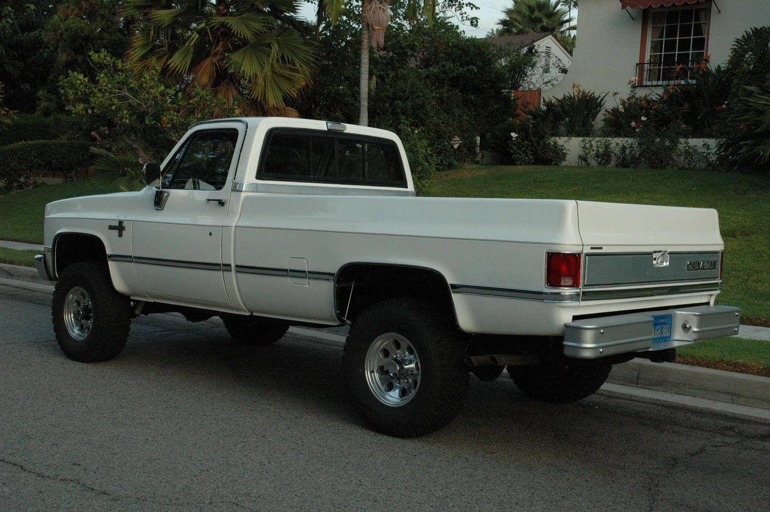 1976 Chevy Silverado 3 4 Ton Truck