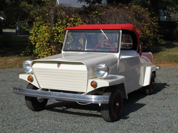 63 1963 KING MIDGET ROADSTER CONVERTIBLE MINI MICRO CAR ...