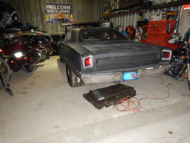 69 Plymouth Road Runner Race Car Pro Street Project Car