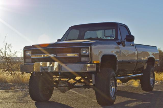 C K3500 K30 4x4 K20 Offroad Lifted Bigblock