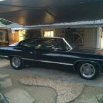 Rare 1967 Chevy Impala Fastback Classic Chevrolet Impala 1967 For Sale