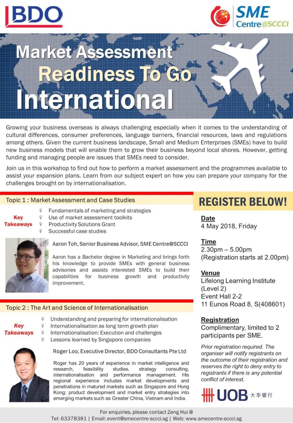 Overseas Expansion Workshop