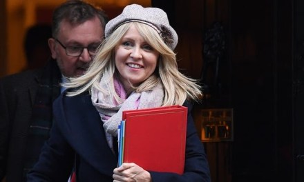 Esther McVey makes disability benefits U-turn over payments | Society | The Guardian
