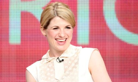 'Doctor Who': Jodie Whittaker Says She Got Same Salary as Peter Capaldi